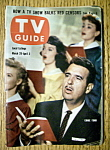 Tv Guide - March 28-april 3, 1959 - Ernie Ford