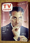 Tv Guide - August 15-21, 1959 - Lawrence Welk