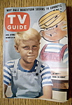 Tv Guide - October 24-30, 1959 - Dennis The Menace