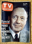 Tv Guide-november 7-13, 1959-jack Benny (Vol 7-#45)