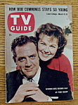 Tv Guide - March 19-25, 1960 - Perry Mason