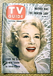 Tv Guide - September 3-9, 1960 - Arlene Francis
