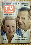 Tv Guide - September 17-23, 1960 - June Allyson