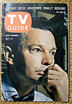 Tv Guide - July 7-13, 1962 - David Brinkley