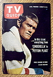 Tv Guide - January 23-29, 1965 -chuck Connors