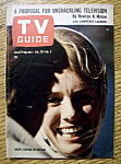 Tv Guide - January 30-february 5, 1965 - Inger Stevens
