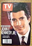 Tv Guide July 31 - August 6, 1999 John F. Kennedy Jr