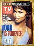 Tv Guide November 9-15, 2002 Halle Berry