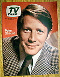 Tv Week November 28-december 4, 1976 Peter Strauss