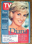 Tv Guide August 15-21, 1998 Princess Diana