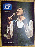 Tv Week May 23-29, 1976 John Davidson