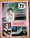 Tv Week May 9-15, 1976 Bubble Gum Digest