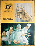 Tv Week March 28-april 3, 1976 Patients