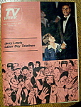 Tv Week August 31-september 6, 1975 Jerry Lewis
