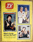 Tv Week September 7-13, 1975 New Shows For Fall