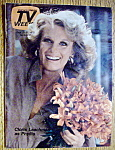Tv Week September 21-27, 1975 Cloris Leachman