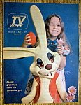 Tv Week March 30-april 5, 1975 Sunshine Girl