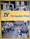 Tv Week April 20-26, 1975 Auction Time