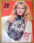 Tv Week April 8-14, 1979 Cheryl Ladd
