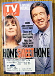 Tv Guide-may 22-28, 1999-tim Allen/patricia Richardson