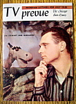 Tv Prevue-july 19-25, 1959-jim Stewart & Geraldine