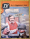 Tv Week-may 11-17, 1975-b. J.'s Gigglesnort Hotel