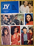 Tv Week-may 18-24, 1975-1975 Emmy Awards