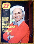 Tv Week-july 23-29, 1978-gavin Macleod