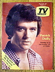 Tv Week-may 24-30, 1981-patrick Duffy