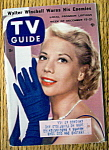 Tv Guide-december 15-21, 1956-dinah Shore