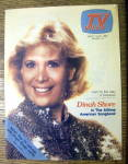 Tv Week March 14-20, 1982 Dinah Shore