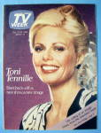 Tv Week October 12-18, 1980 Toni Tennille