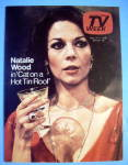 Tv Week December 5-11, 1976 Natalie Wood