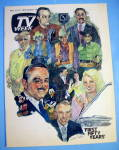 Tv Week November 21-27, 1976 First Fifty Years