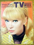 Tv Week February 18-24, 1967 Pat Harty