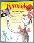 Tv Week November 6-12, 1994 Dr. Seuss Legacy