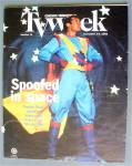 Tv Week December 3-9, 1995 Spoofed In Space