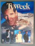 Tv Week November 12-18, 1995 The Invaders