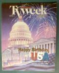 Tv Week June 29 - July 5, 1997 Happy Birthday Usa
