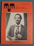 Magic Unity Might Mum Magician Magazine - Sept 1978