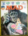 Mad Magazine #192 July 1977 King Kong