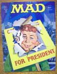 Mad Magazine #185 September 1976 For President