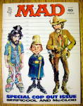 Mad Magazine #169 September 1974 Mcclod