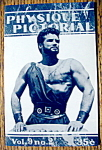 Physique Pictorial Summer 1959-steve Reeves-gay Int.