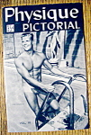 Physique Pictorial-june 1960-fritz Schlageter (Gay Int)