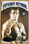 Physique Pictorial August 1961 Bob Mc Cune - Gay Int.