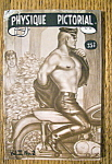 Physique Pictorial-november 1961-tom Of Finland-gay Int