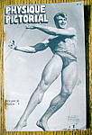 Physique Pictorial-may 1962-roy Hunt (Gay Interest)
