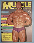 Muscle Training Magazine-july/august 1974-elias Petsas