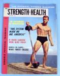 Strength & Health Magazine, November 1961- Isaac Berger